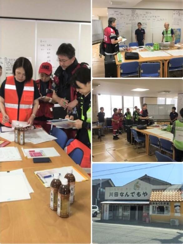 DMAT大規模地震訓練②