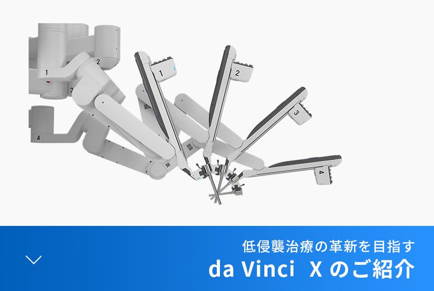 da Vinci Xのご紹介